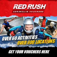 Buy your adrenalin packed experience voucher